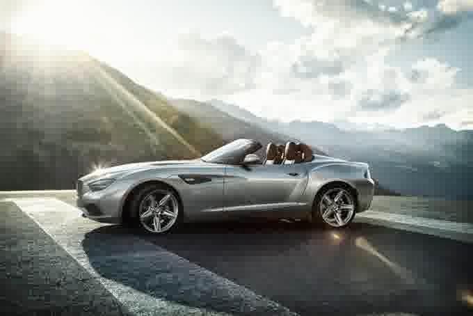 BMW Z4 2016 Future Cars