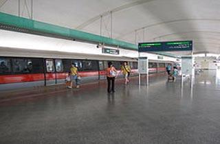 Singapore MRT Berbagai MRT Paling Populer Di Dunia