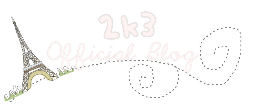 2K3 | Official Blog