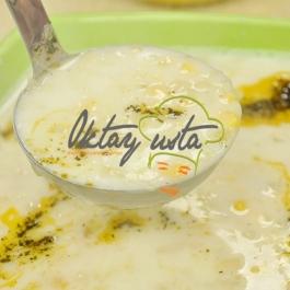 Terbiyeli Patlıcan Çorbası Tarifi