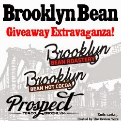Enter the 40 Pack Brooklyn Bean Roastery K-Cup Giveaway. Ends 1/26.