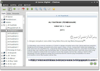 Al Quran dan Terjemahnya disertai penjelasan lengkap