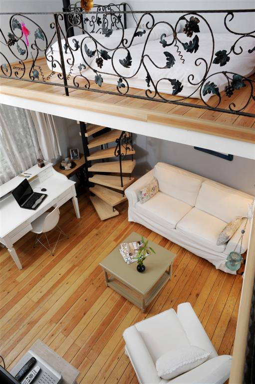 Rental apartments in istanbul cute studio apartment in for Cute one bedroom apartment ideas