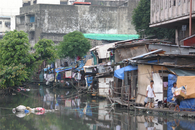 poverty and squatter syndicates squatting I introduction according to studies, the population in the philippines is growing at  the rate of 195% per year much of this growth is attributed to.