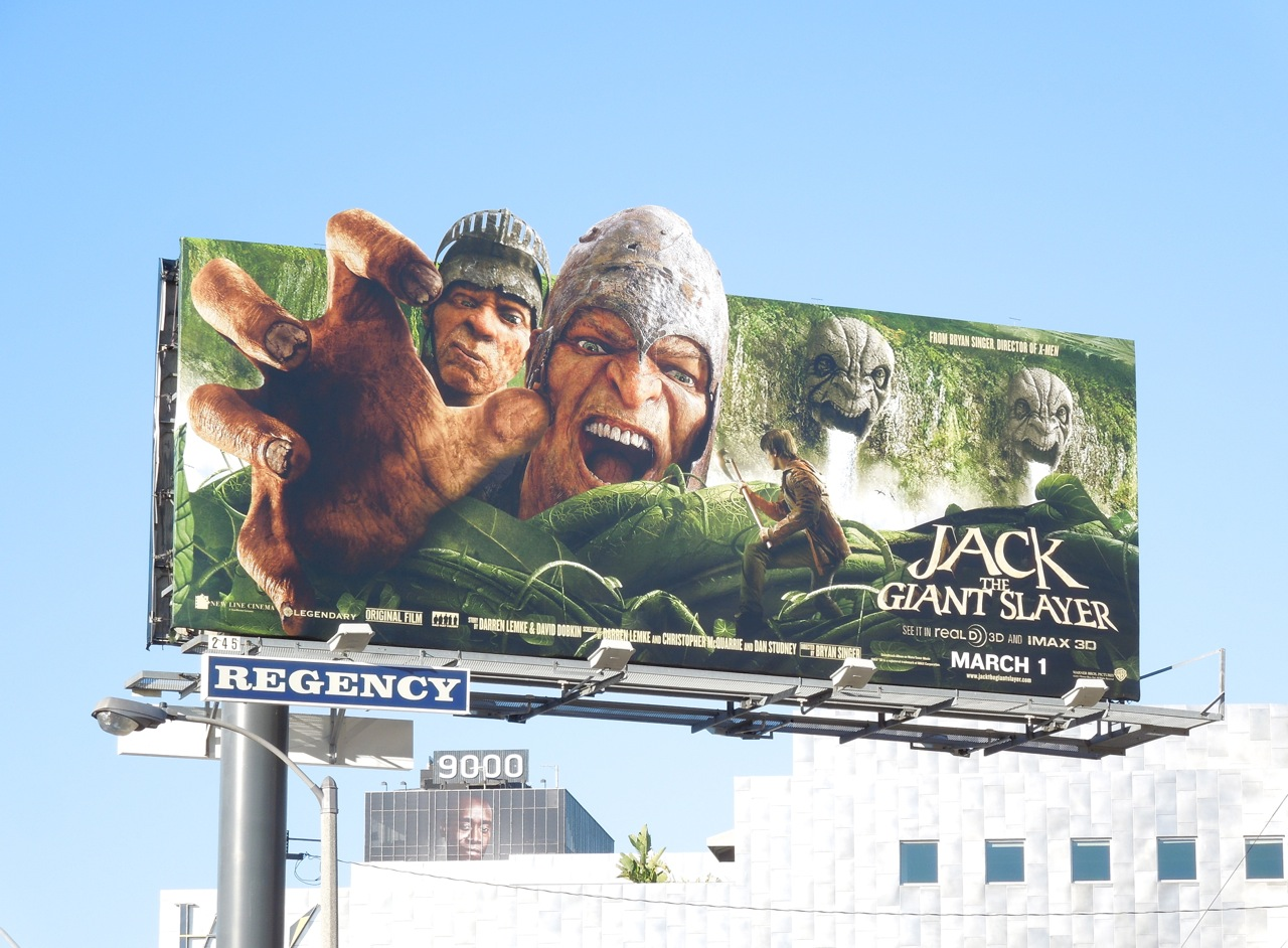 Giant Characters in Movies Jack Giant Slayer Movie