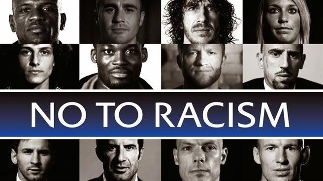 futbol no racismo