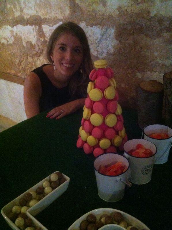 Torre de Macarons