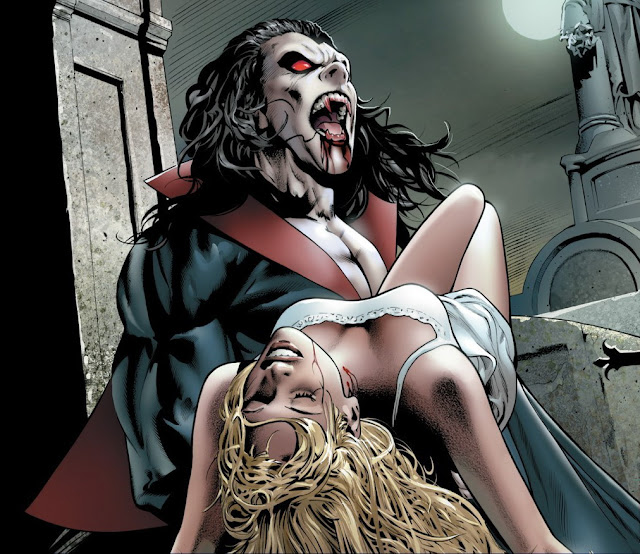 Morbius the Living Vampire Character Review - 3