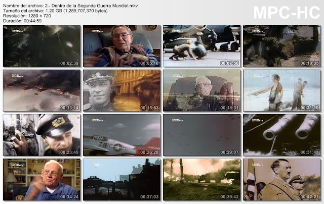 NATGEO|Dentro de la II Guerra M|HD 720p|3/3|MEGA