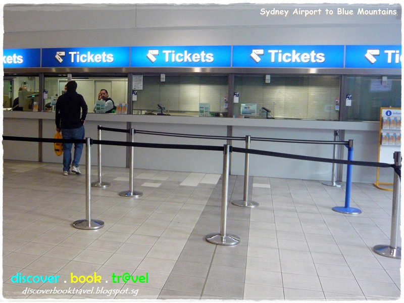 sydney airport train map pdf