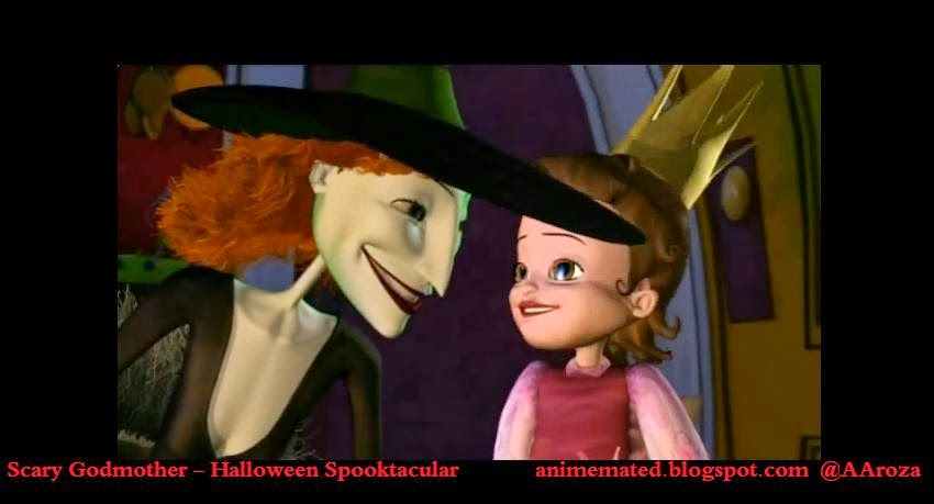 scary godmother halloween spooktacular