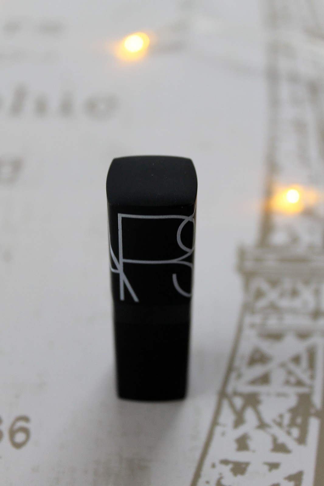 Nars sheer lipstick damage review blog