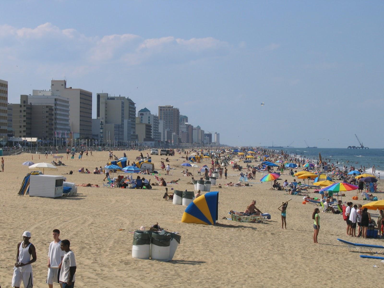 Va Beach Weather In May