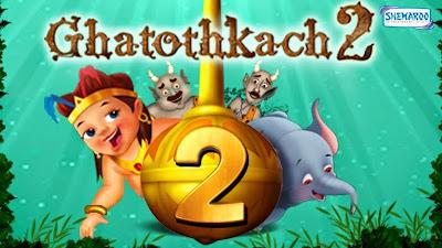 Ghatothkach 2 2014 DVDRip 700mb MP3 ESub