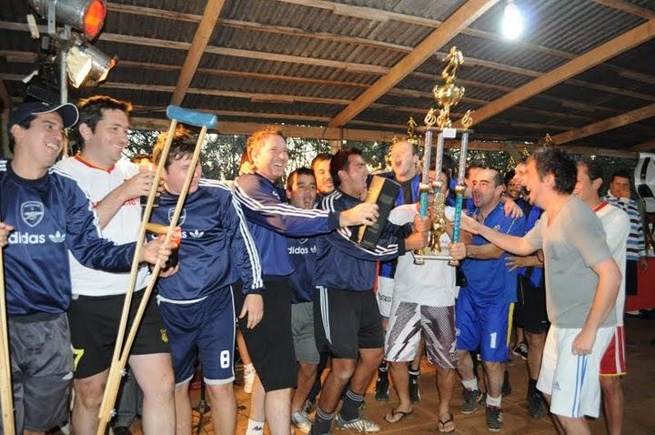 Entrega de la Copa II