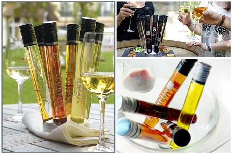 campioni vino provette