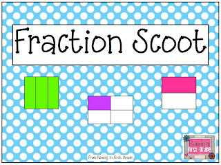 Fractions and a freebie - Teaching with Jennifer