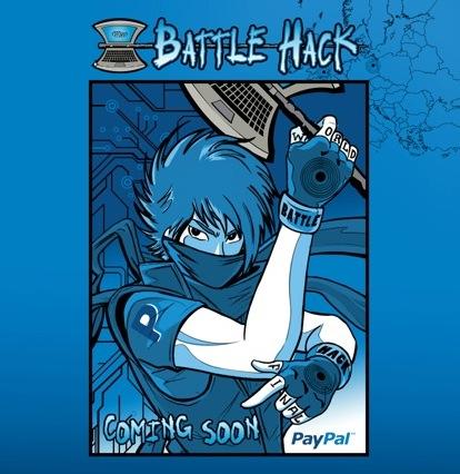 Battlehack PayPal