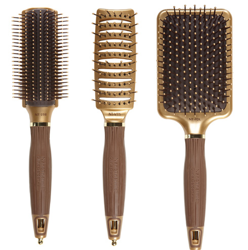 Focus On Hair Olivia Garden 39 S Nanothermic Ceramic Ion Styler Collection