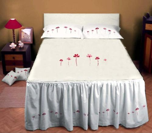 White Cotton Bed Sheet. Cotton Bed Sheets Are Most Popular Due To Their  Fine Qualities. They Are Easy To Maintain And Keep Your Body Cool.