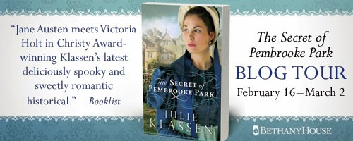 The Secret of Pembrooke Park - Blog Tour