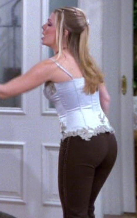 Melissa joan hart big ass
