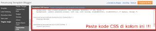 Efek Zoom Pada Teks di Blog