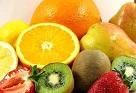zestaw owoców - dieta trójkolorowa