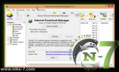Internet Download Manager 6.15 Build 14
