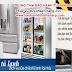 Sửa chữa tủ lạnh Sharp tại nhà - Báo lỗi thường gặp