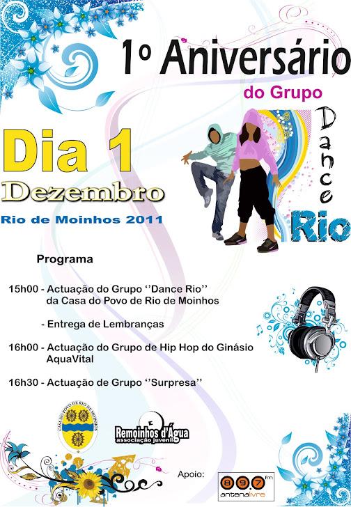 1º Aniversário Dance Rio