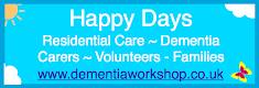 Happy Days Dementia Workshop