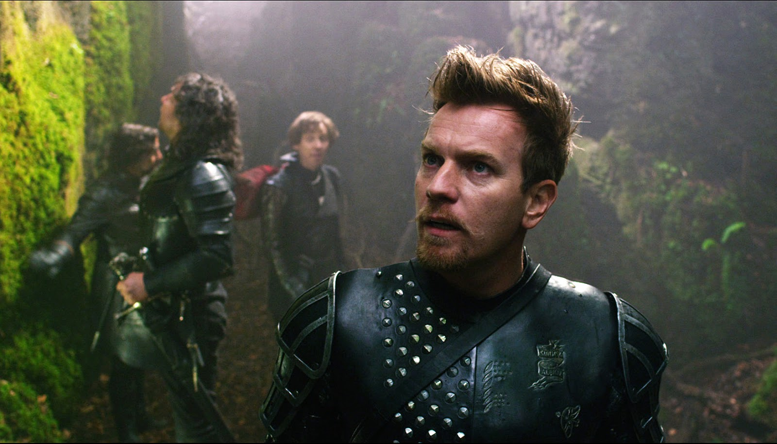 "Ewan McGregor is Brave Knight Elmont in ""Jack The Giant ..."