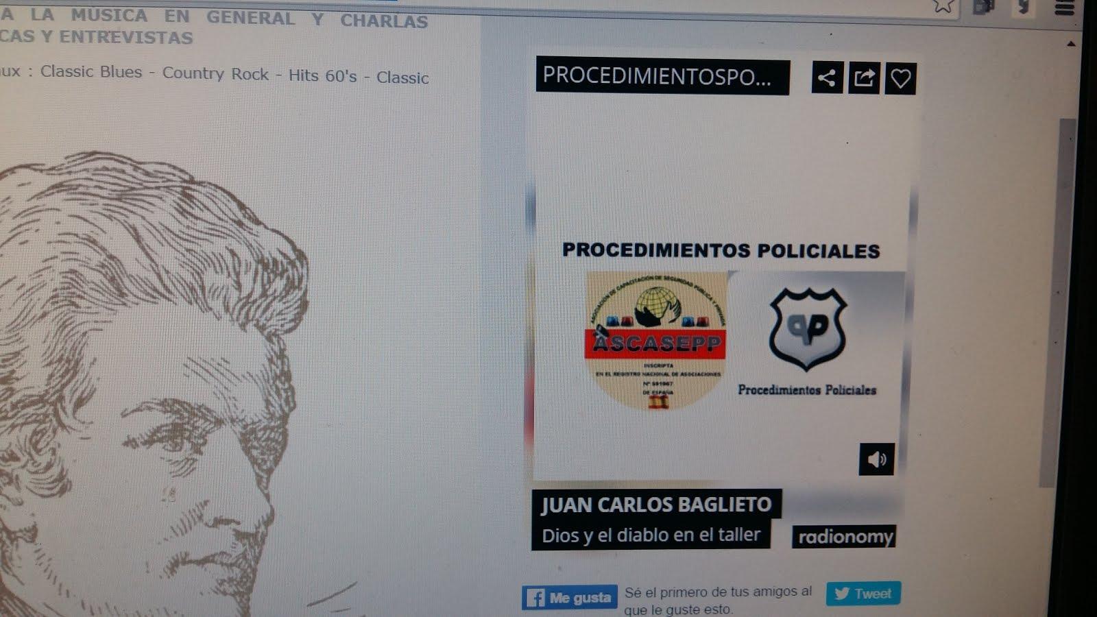 LA RADIO DE PROCEDIMIENTOS POLICIALES-ASCASEPP