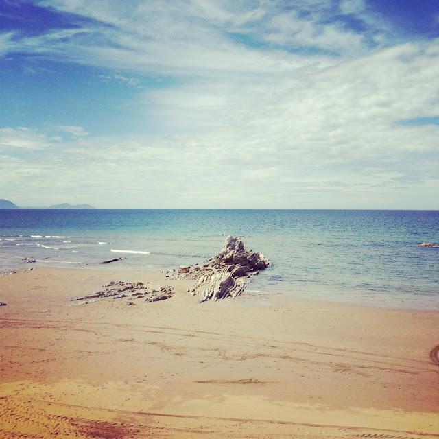 Fotografías de la playa de Sopelana