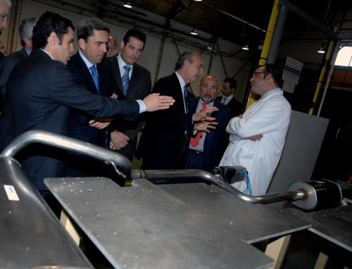 Rambla: 'El sector de la automoción en la Comunitat Valenciana está en la vanguardia de la innovación'