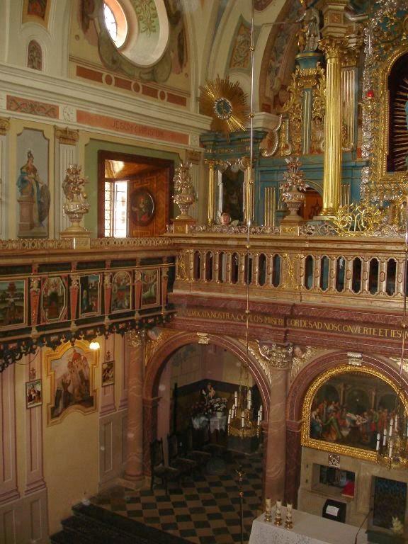 Sanktuarium w Kalwarii Zebrzydowskiej