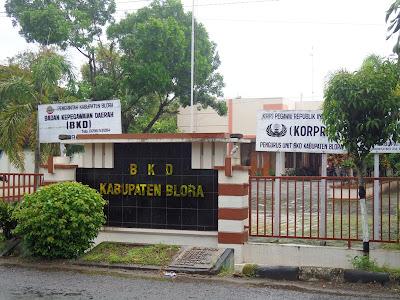 Badan Kepegawaian Daerah (BKD) Kab. Blora