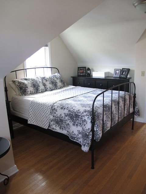 Brian & Autumn's Upstairs Bedroom