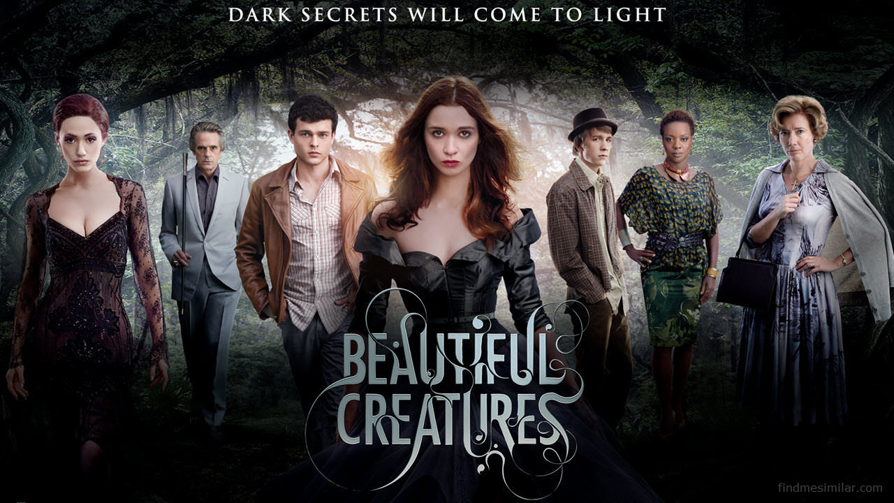 Movies Like Vampire Academy: Beautiful Creatures (2013)
