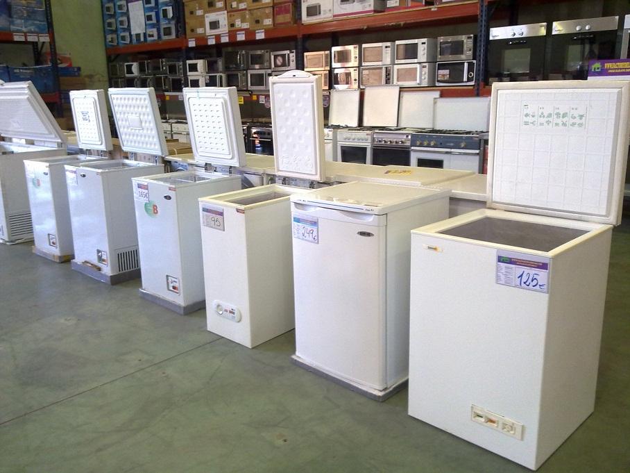 Factory del hogar arcones congeladores - Electrodomesticos con tara sevilla ...