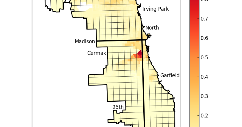Segregation in Chicago
