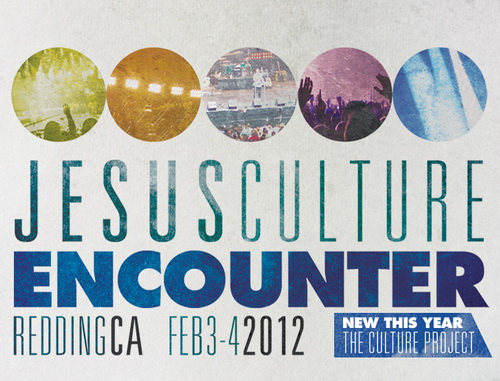 Jesus Culture - Encounter Conference (DVDRip) 2012