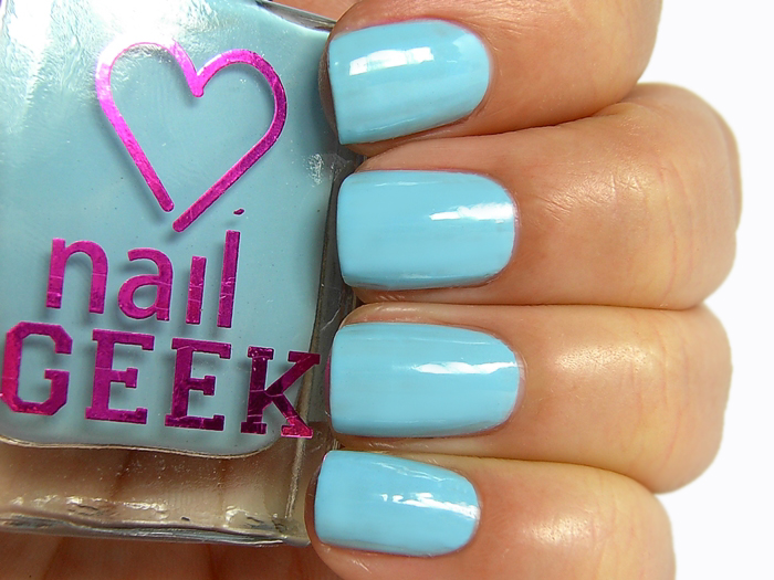 I Heart Makeup Nail Geek - Dreams