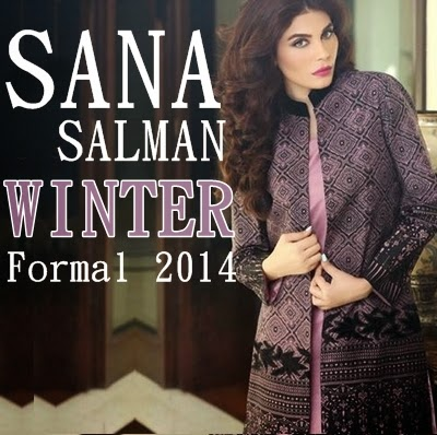 Sana Salman Winter Collection 2014-15
