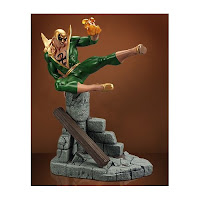 Iron Fist Character Review  - Statue Product 2