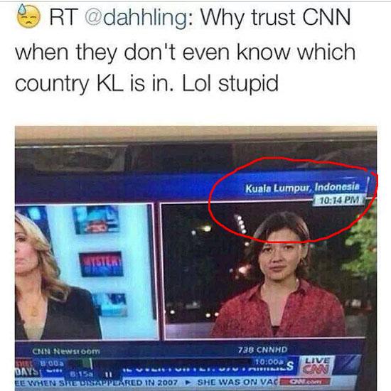 CNN Stupidity