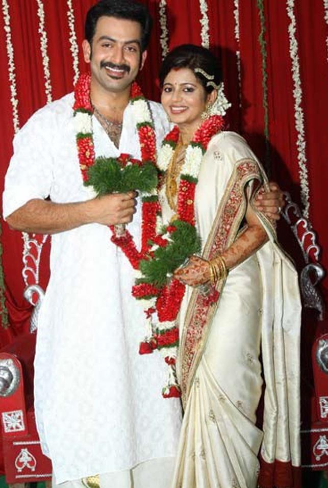 Actor Prithviraj Marriage Photos Stills Uyiro