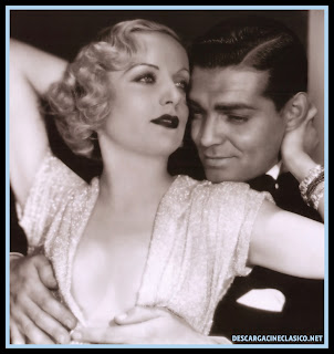 Carol Lombard y Clark Gable - Casada por azar (1932 - No Man of Her Own)