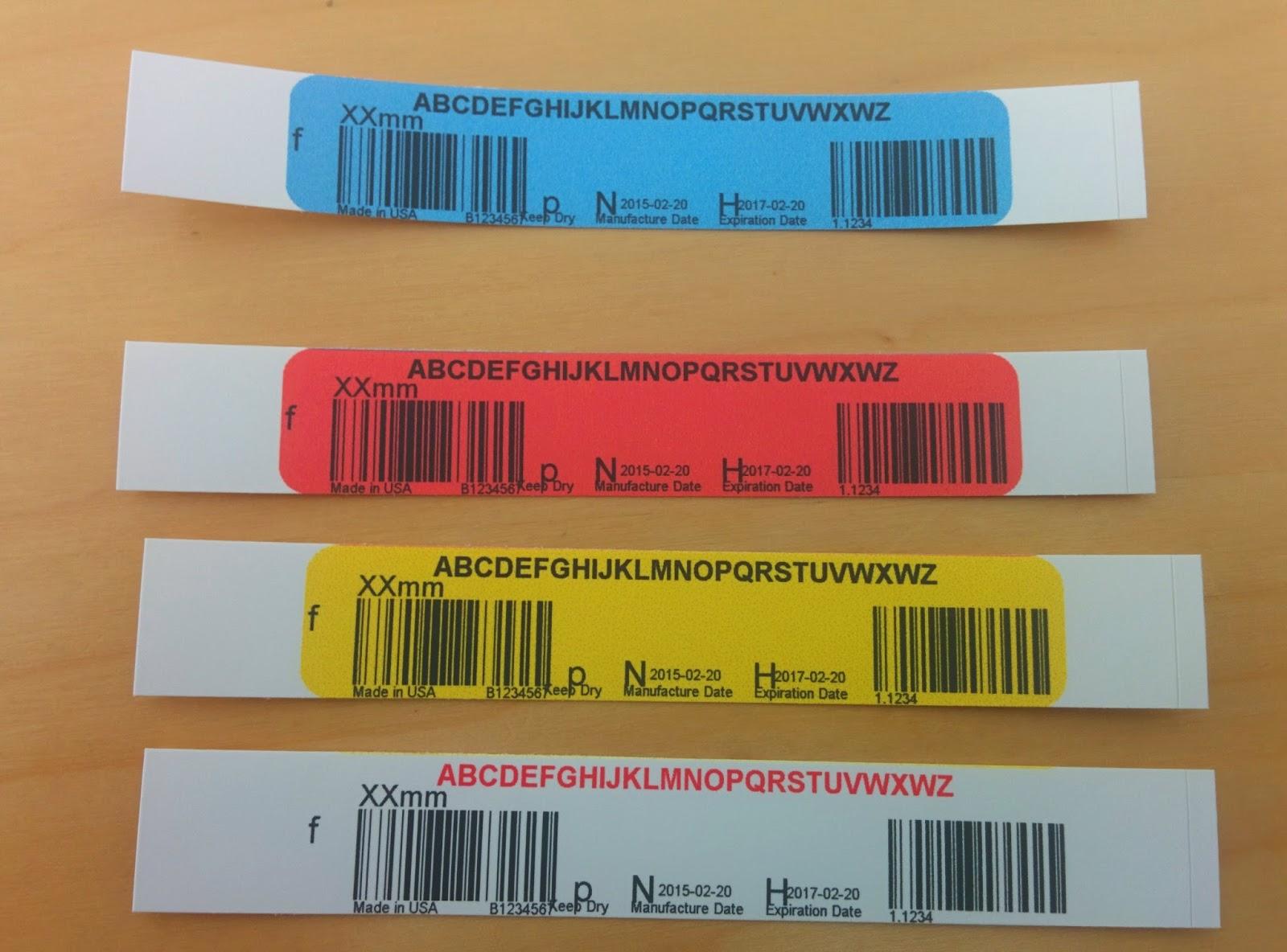 TM-C3500 Printing Barcodes